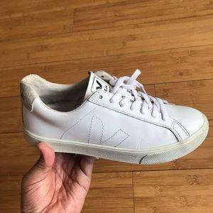 Veja women's white sneakers size us 5